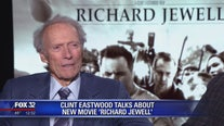 Clint Eastwood talks about directing new film 'Richard Jewell'