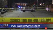 Teacher killed in Orland Park hit-and-run