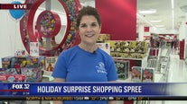 Boys & Girls Clubs of Chicago board members surprise club youth with holiday shopping spree