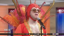 Colte Julian pays tribute to Elton John with 'Wonderful Crazy Night'