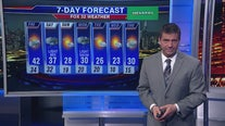 6 p.m. forecast for Chicagoland on Dec. 12