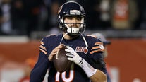 Chicago Bears declare open competition between Trubisky, Foles