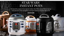 'Star Wars'-themed Instant Pots that look like R2-D2, Chewbacca now available