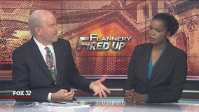 Flannery Fired Up: Kim Foxx, Toni Preckwinkle