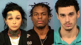 Trio charged in Downers Grove, Woodridge home invasions