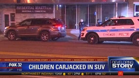 4 charged with driving stolen car used to carjack 3 kids in West Rogers Park