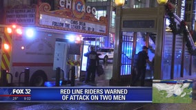 Teen boy charged in violent robbery at Lake Red Line station in Loop