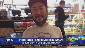 Catching the Killers: Police still searching for answers in suburban chef's murder
