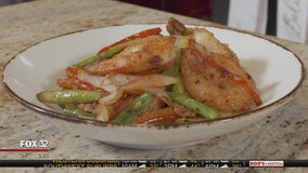 Holiday Helpings: Shrimp stir fry