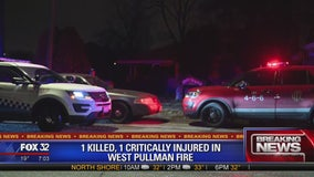 1 killed, 1 injured in West Pullman fire