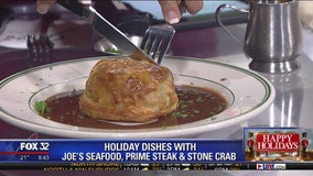 Holiday dishes done right with Joe's Seafood, Prime Steak and Stone Crab