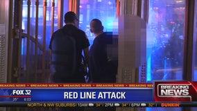 2 men beaten, robbed at Lake Red Line station in Loop