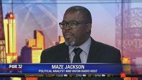 Maze Jackson on Supt. Eddie Johnson's abrupt firing