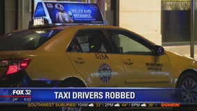 Robbers target taxi drivers on Near North, North Side: police