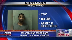 Chicago's Most Wanted: Dontrell McMiller
