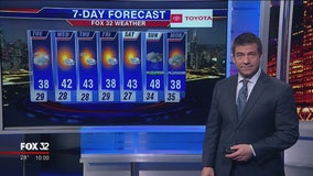 Chicagoland 10 p.m. weather: Dec. 2, 2019