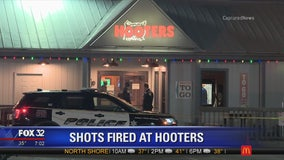 Shots fired at Hooters in Lansing, no one hurt: police