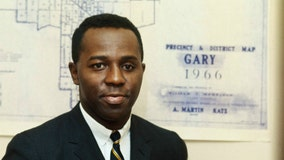 Former Gary, Indiana Mayor Richard Hatcher dead at 86