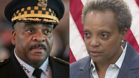 Mayor Lightfoot terminates top cop: 'Mr. Johnson has misled the people of Chicago'