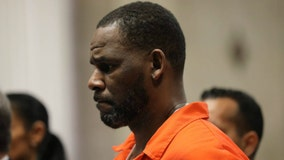 Appeals court agrees R. Kelly should stay jailed