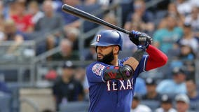 White Sox get young slugger Mazara from Rangers for prospect