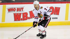 Chicago Blackhawks moving on without Seabrook, de Haan