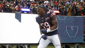 Chicago Bears re-sign LB Danny Trevathan to 3-year extension