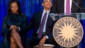 'Indisputably better': Barack Obama says world would see 'significant improvements' if run by women