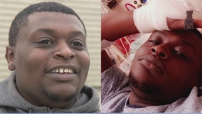 Chicago man who was shot doesn't give up, graduates trade school and is now helping others