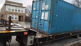 Storage unit full of toys, Christmas decorations towed from South Side anti-violence group