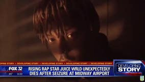 Rapper Juice WRLD was supposed to attend his own 21st birthday party in Chicago on day he died, source says
