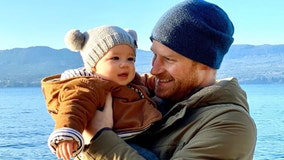 Meghan Markle, Prince Harry share delightful photo of baby Archie ahead of the new year