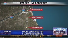 CTA Red Line passengers targeted in Near South Side robberies: police