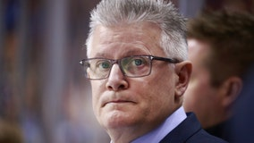 Blackhawks reviewing assistant Marc Crawford's conduct