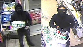 Armed robbers strike same Frankfort Township gas station twice in four days