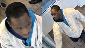 Police release photos of man wanted for fatal stabbing in Englewood