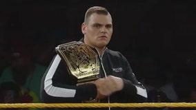 WWE wrestler's championship belt stolen by car thief in Chicago