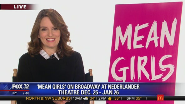 'Mean Girls' musical coming to Chicago for 5-week stay