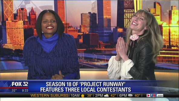 Chicago contestants to appear on new season of 'Project Runway'