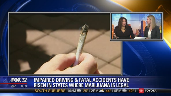 How Illinois' legalization of marijuana could impact drivers