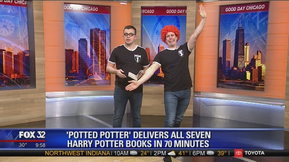 'Potted Potter' brings condensed world of wizardry to big stage
