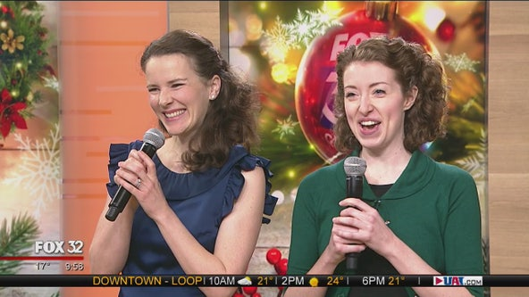 Relive the magic of 'White Christmas' at Cadillac Palace Theatre