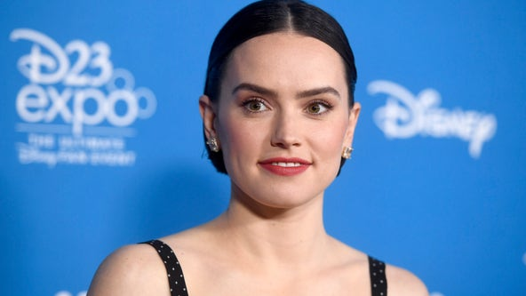 'Star Wars' actress Daisy Ridley: 'Every sane person' has an issue with Trump