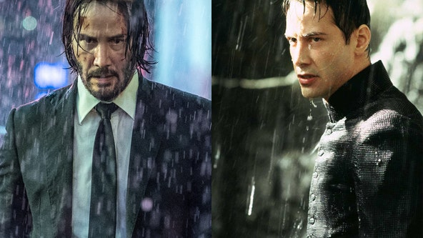 John Wick vs. Neo: 'John Wick 4' and 'Matrix 4' to be released on same day