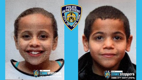 NYPD: Bronx siblings are missing