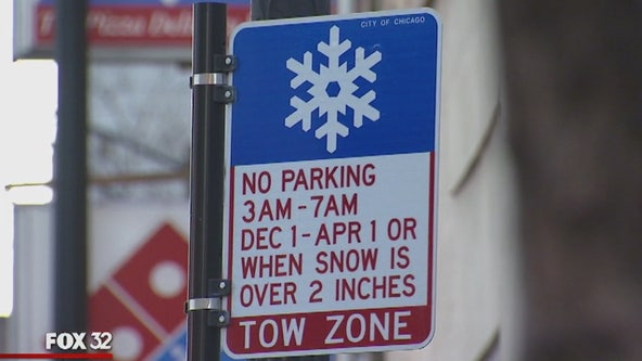 248 vehicles towed as winter parking ban takes effect