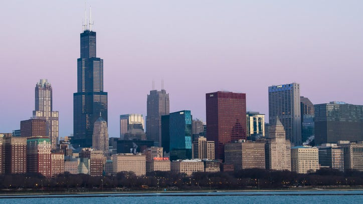 Coronavirus Case In Heart Of The Loop Has Chicago On High