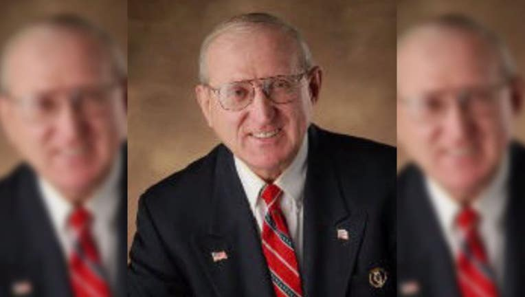 Arthur Jones, the Holocaust denying Republican candidate