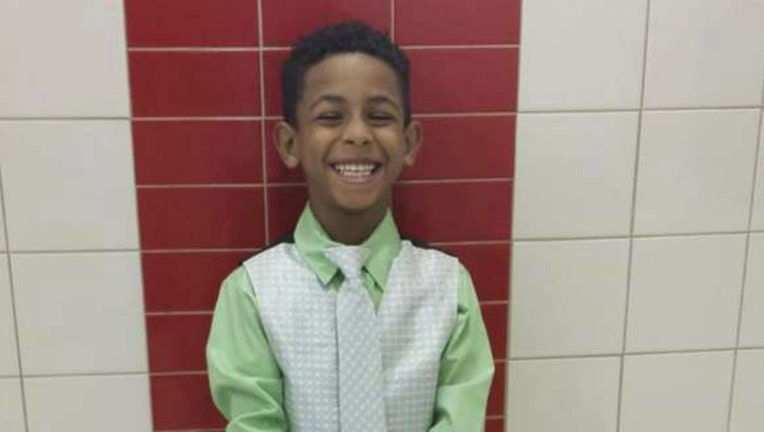 Gabriel Taye died by suicide after being bullied at school. He was 8-years-old.