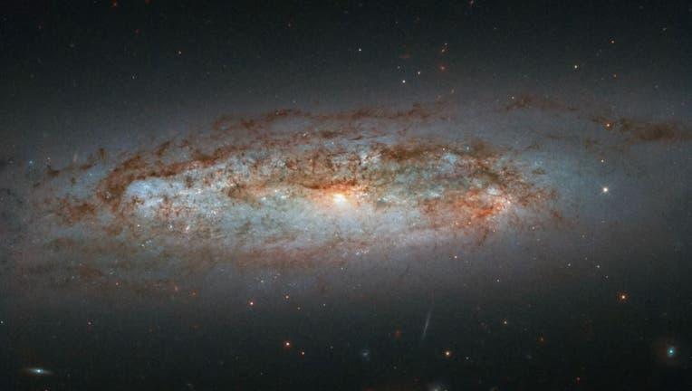 Image via ESA/Hubble & NASA, D. Rosario et al. (ESA/Hubble & NASA, D. Rosario et al.)